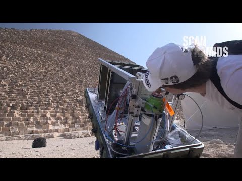 Secret Chamber Found in Egypt's Great Pyramid