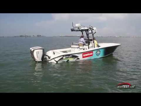 Yellowfin 26 Hybrid