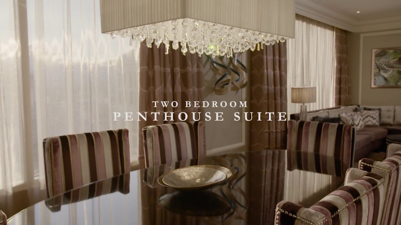 Two Bedroom Penthouse Suite Bellagio Room Tour Youtube