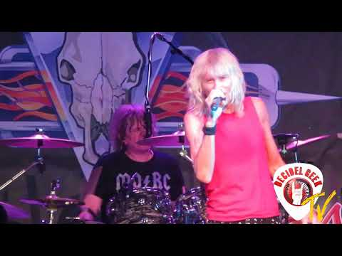 Kix - Cold Blood: Live at Wolf Fest 2017 in Golden, CO.
