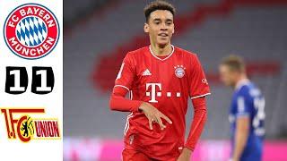 Бавария Унион Берлин 1 1 Обзор Матча Чемпионата Германии 10 04 2021 HD