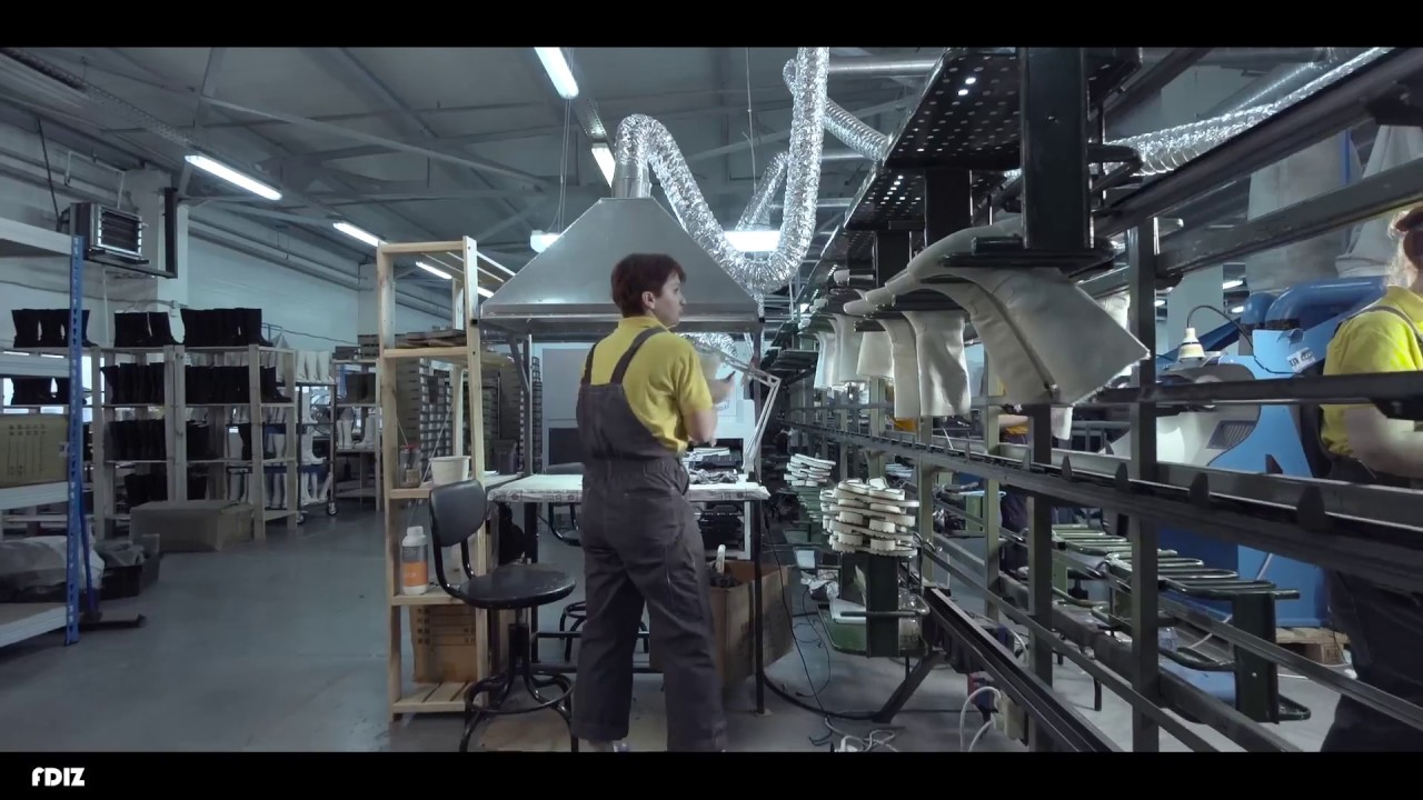 Фабрика обуви - fdiz