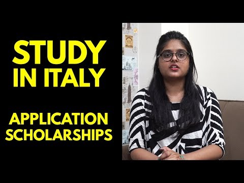 Study In Italy For International Students | Documents | Study Abroad For Free | Europe Visa 2020