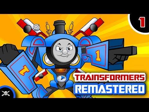 Томас робот трансформер мультфильм