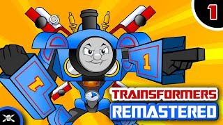 Trainsformers Remastered - Widescreen
