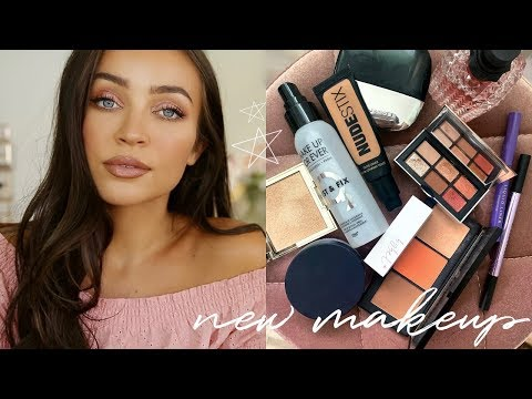 Testing NEW high end makeup releases 🤔 thumbnail