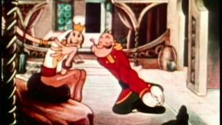 Aladdin and His Wonderful Lamp | Popeye the Sailor
