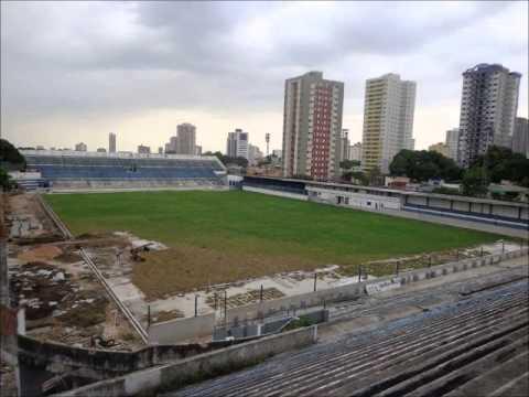 Evolução das obras Baenão - Clube do Remo 2014
