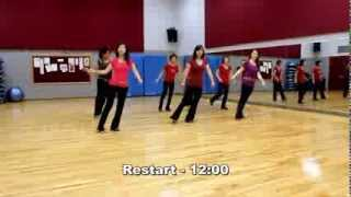 Frozen Heart - Line Dance (Dance & Teach in English & 中文)