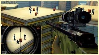Kar-98 & AWM Sniper 3D Gun Shooter: Free Elite Shooting Games - Gameplay Walkthrough EP-5