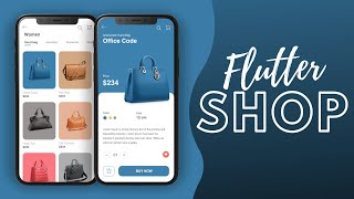 Online Shop App - Flutter UI - Speed Code screenshot 3
