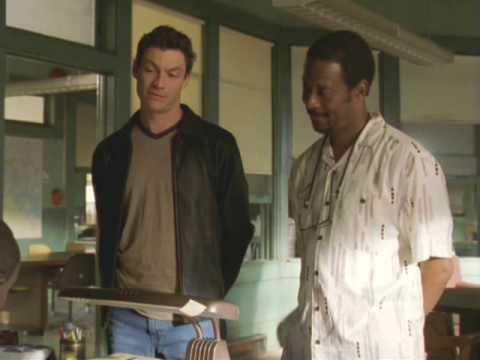 The Wire  McNulty's Fake English Accent