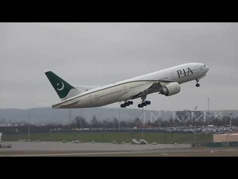 (4K) Plane spotting