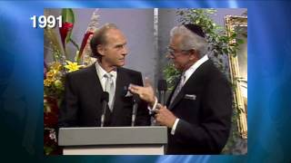 Sid Caesar double talk from Chabad Telethon 2010