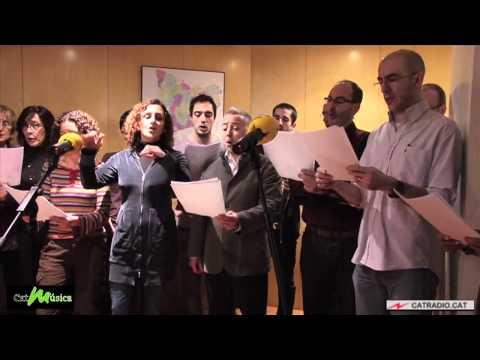 Escolania CatMúsica en directe (21.12.2010)