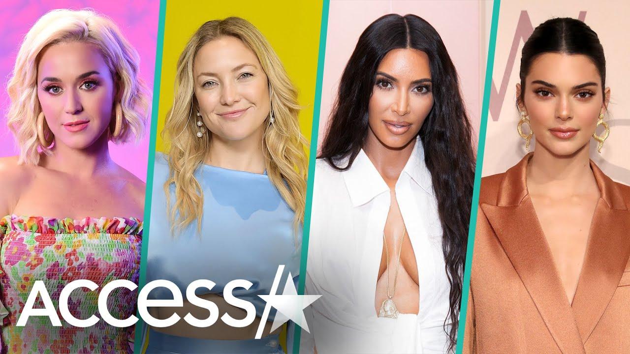 Katy Perry, Kate Hudson & Kim Kardashian Toast Kendall Jenner