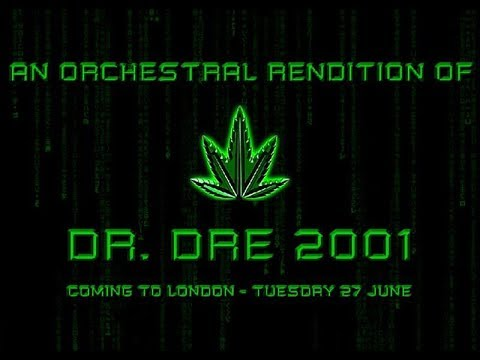 An Orchestral Rendition of: Dr. Dre 2001