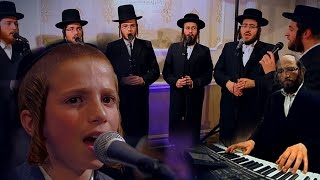 Adir Bamarom - Meshorerim Choir - Child Soloist Avrum Chaim Green | אדיר במרום - משוררים - ילד הפלא