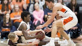 Great Lakes Invitational - Hope College v. La Roche College - NCAA D3 Men's Basketball thumbnail