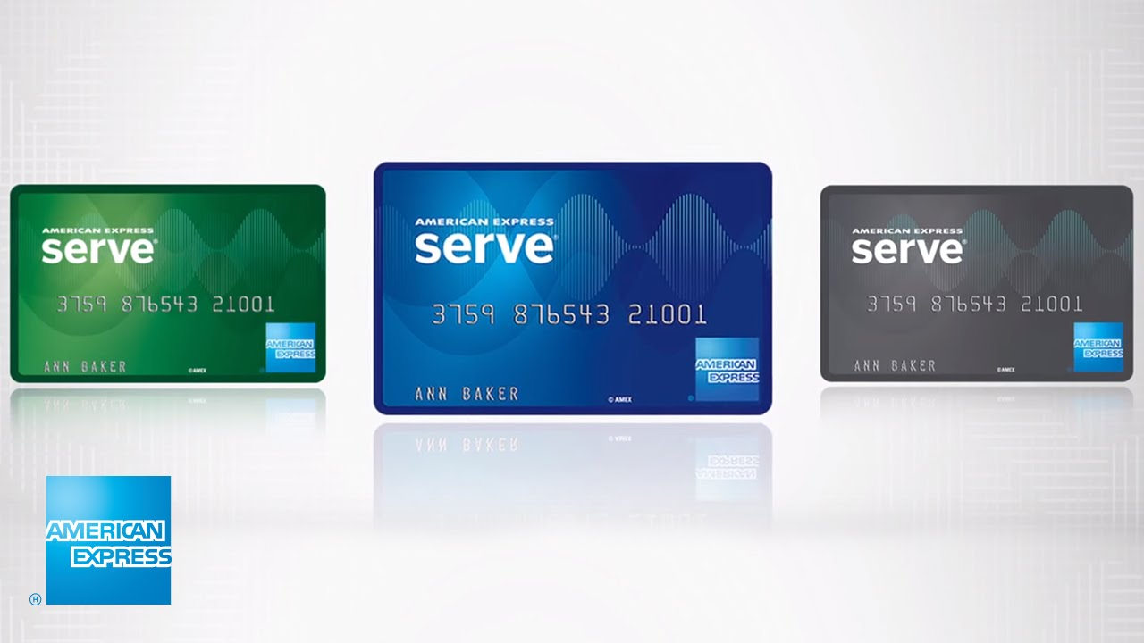 American Express Serve® Tax Overview