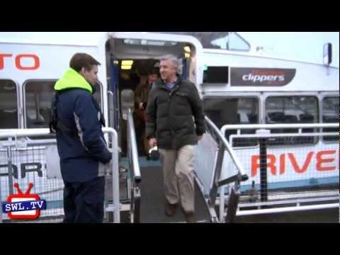 Thames Clipper Service - Putney to Blackfriars