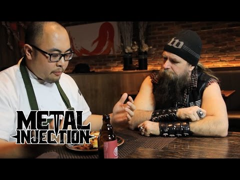 Taste Of Metal #1 - ZAKK WYLDE of BLACK LABEL SOCIETY | Metal Injection