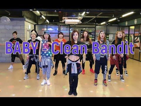 I LOVE ZUMBA / Clean Bandit - Baby (Feat. Marina & Luis Fonsi)