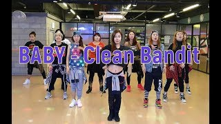 I LOVE ZUMBA / Clean Bandit - Baby (Feat. Marina & Luis Fonsi) Video