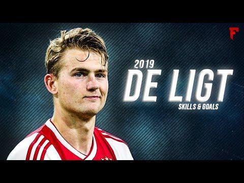 Matthijs De Ligt 2019 ● Best Young Defender | Tackles & Goals | HD