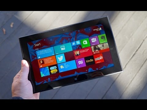 Nokia Lumia 2520 First Impressions | Pocketnow