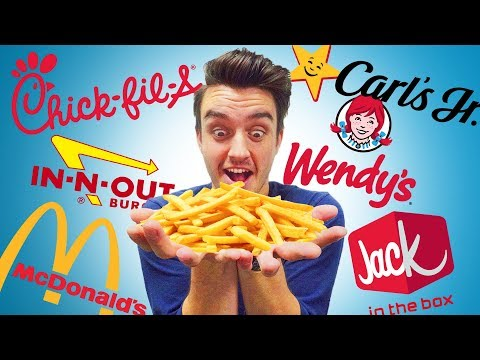 Craig Stevens - Fast Food Chain Creates French-Fry-Scented Soap