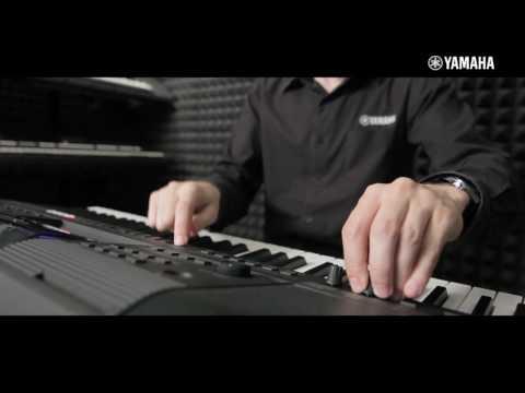 Yamaha PSR-E453 im Test