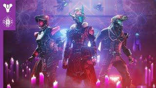Destiny 2 「彷徨のシーズン」 – 死者の祭りのトレーラー [JP]