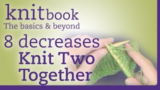 Knitbook: Knit Two Together