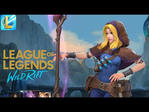 SPELLTHIEF LUX GAMEPLAY RANKED V.2| League Of Legends: Wild Rift CLOSED BETA TEST
