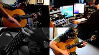 Jheinsen Montalvo (El Pachuco) Flamenco Jazz EP Medium Version