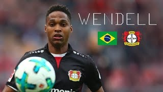 WENDELL - Ultimate Skills, Tackles, Goals, Assists - Bayer 04 Leverkusen - 20172018