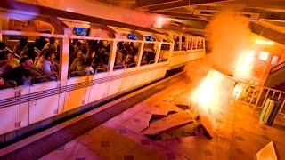 Disaster Studios Trailer (Former Universal Studios Florida Attraction)