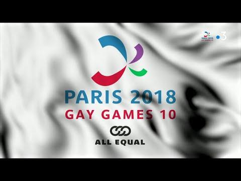 Gay Games 2018 : Revoir La Cérémonie D'ouverture Au Stade Jean Bouin à Paris