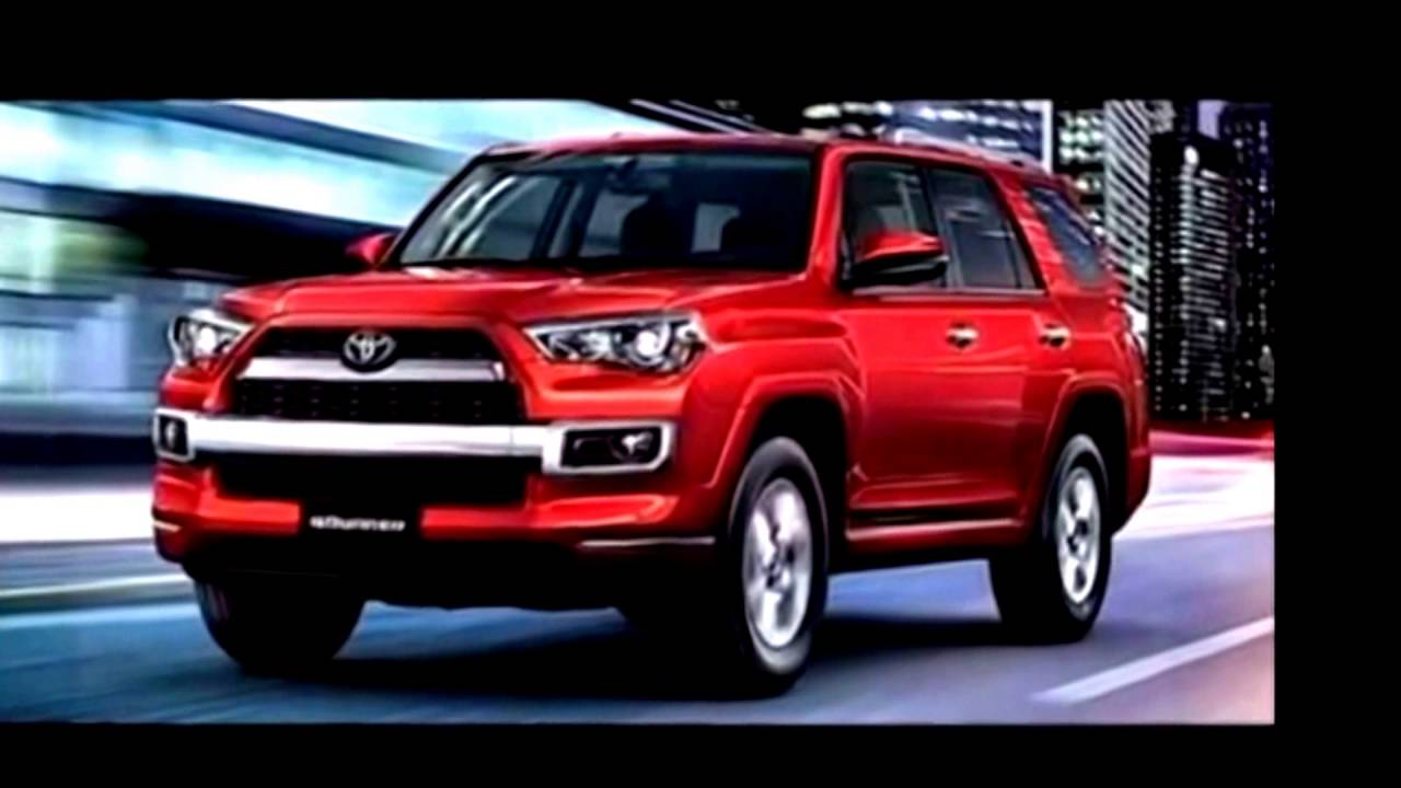 Toyota Suv Names >> What S Name Of This A New Toyota Suv 2017 Toyota Youtube