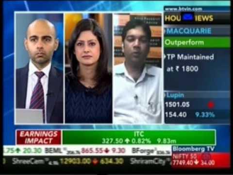 Mr. Rahul Shah - VP Equity Advisory on Bloomberg TV Countdown
