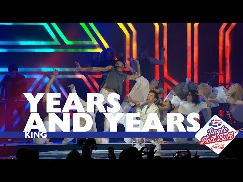 Years And Years - 'King