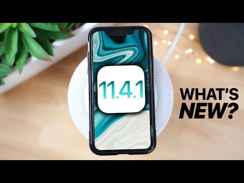 iOS 11.4.1 Beta 1 Released! What's New?