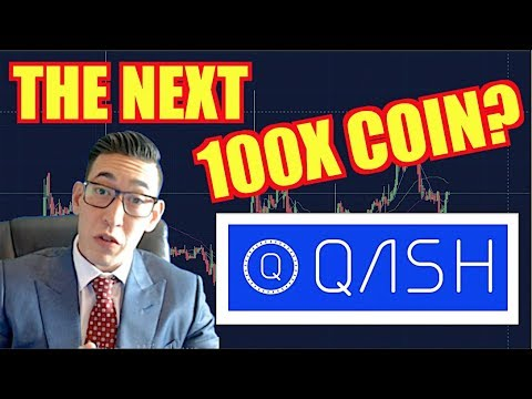Coin Contenders: <bold>Qash</bold> Bigger than Ripple? Top 5 Cryptocurrency in 2018 with 100x gains?