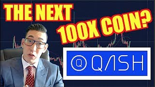 Coin Contenders: Qash Bigger than Ripple? Top 5 Cryptocurrency in 2018 with 100x gains?