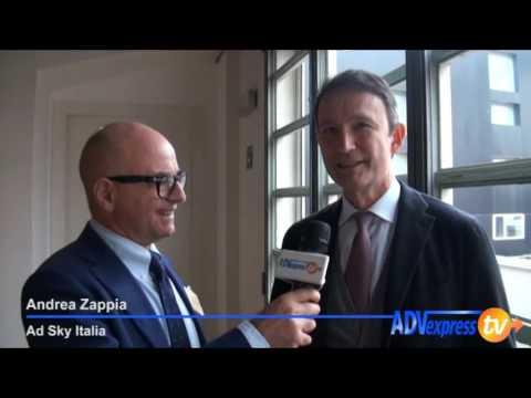 """Zappia (Sky Italia): """"messaggi e contenuti targetizzati al centro del nostro modello. Arriva Sky Q """""""
