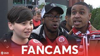 LUKAKU'S TOUCH... Man Utd 1-1 Chelsea Fan Cams