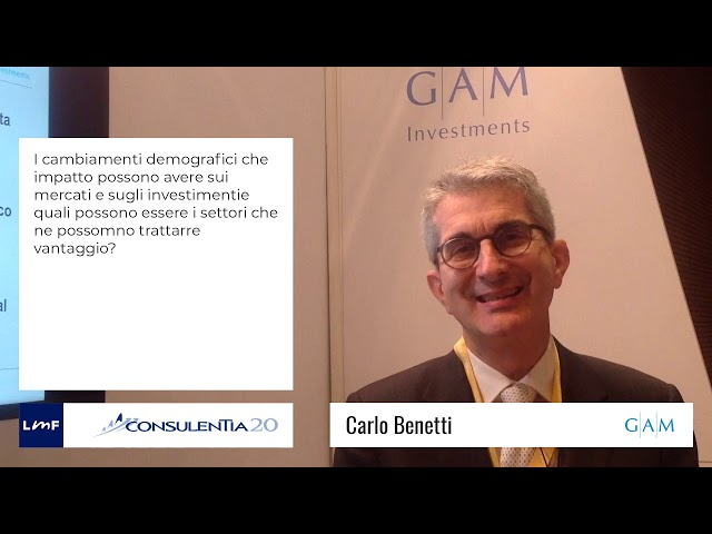 Consulentia 2020 - Carlo Benetti (GAM)