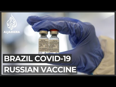 Al Jazeera English: Brazil's Parana state agrees to produce Russian vaccine