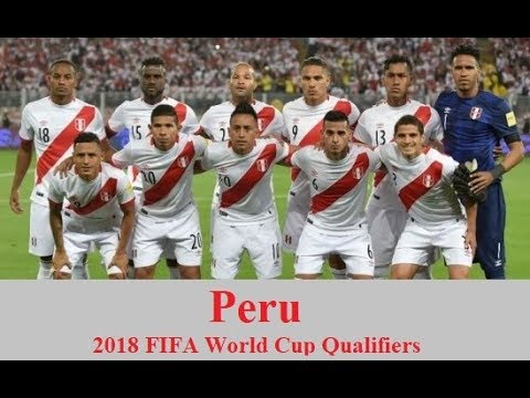 Download Peru ● Road to Russia ● All 26 goals in 2018 World Cup Qualifiers South America